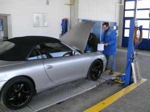 Porsche 911 Elektrik